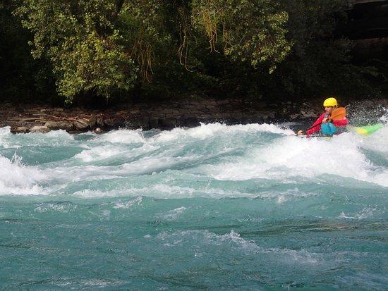 Hightide Kayak School - Kayaking Day Tours: The Final Challenge