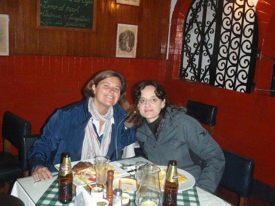 El Zaguan: esto es un ristorante muy cercano to hotel