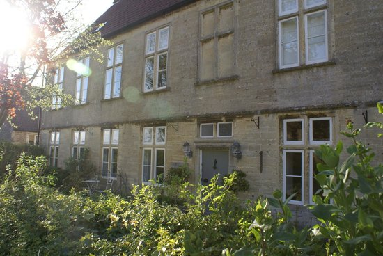 At The Manor: Front of Manor
