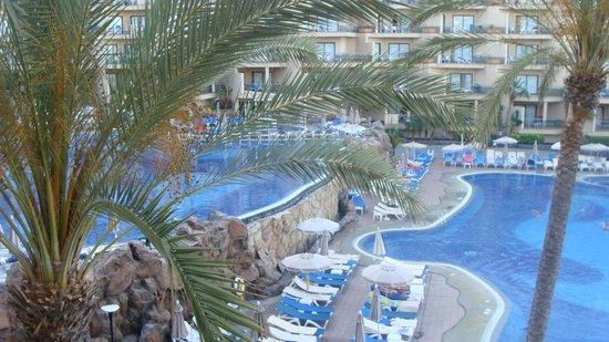 Hotel Riu Palace Tenerife: Les 2 piscines