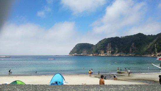 Kumomi, Ishibu, Iwachi, Matsuzaki Beach: 西伊豆岩地海岸