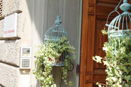 Albergo Hotel Panorama Firenze: entrata