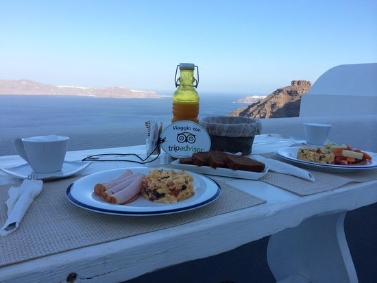 Homeric Poems: The breakfast