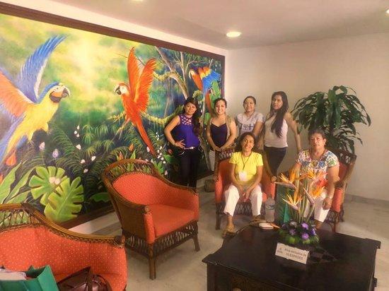 Veracruz Centro Histórico: Felices en nuestra visita