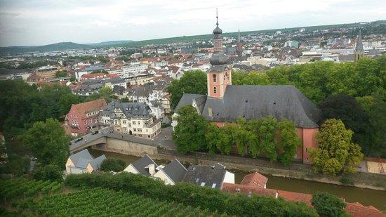 Pauluskirche: Paulskirche von oben
