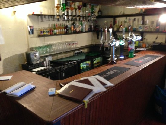 Fronoleu Country Hotel: The Back Bar