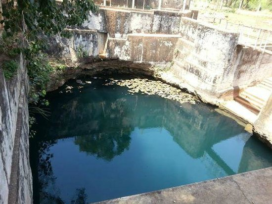 Nilavarai Bottomless Well