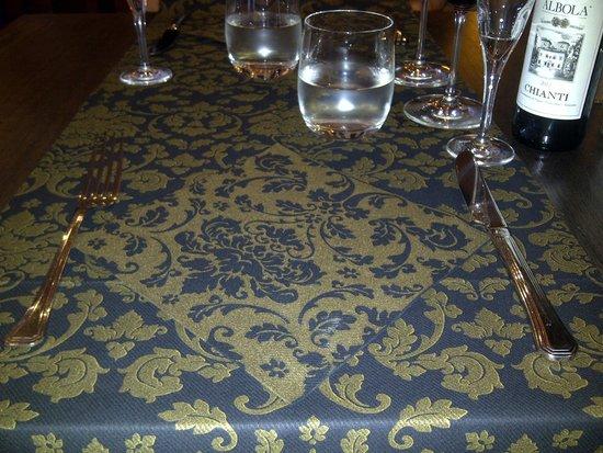 Park Hotel le Fonti: Detalhes do restaurante e com direito a um bom vinho