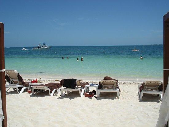 Excellence Playa Mujeres : praia