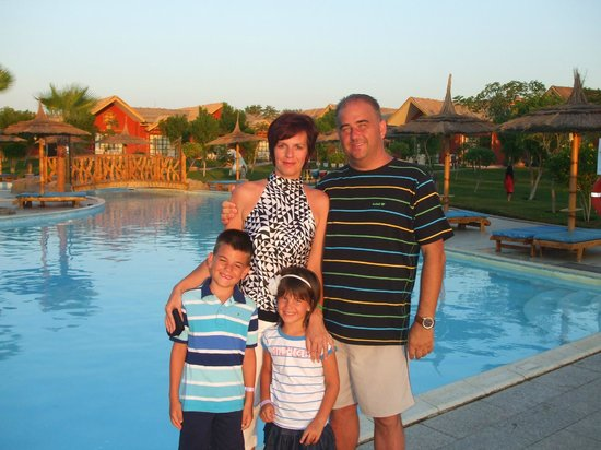 Jungle Aqua Park: Family