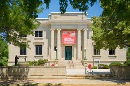 National Music Museum, Vermillion, SD