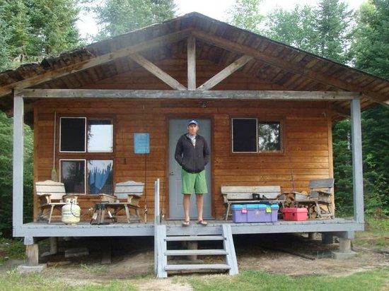 Latto's Wilderness Cabins Inc.: Cabin on Churchill