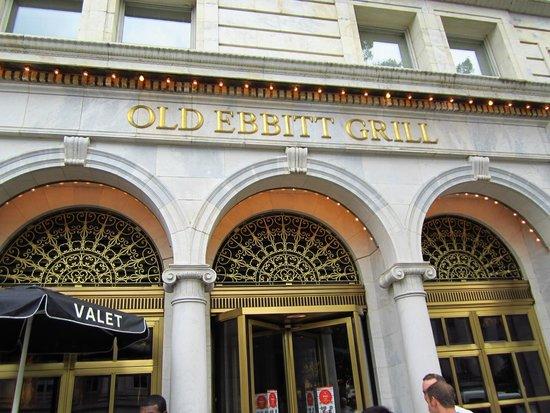 Old Ebbitt Grill : Fachada