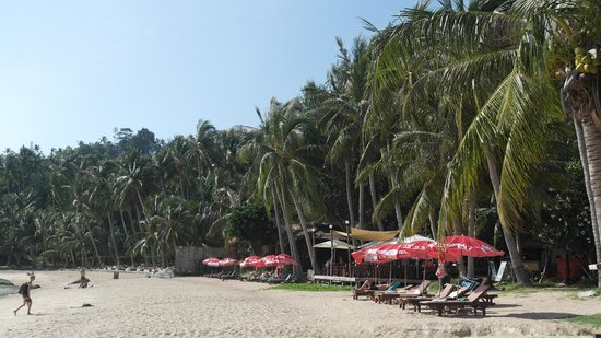 Bow Thong Resort: sairee beach
