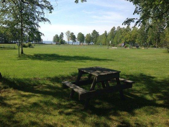 Sorbostrands Camping: Er utsikt varje morgon