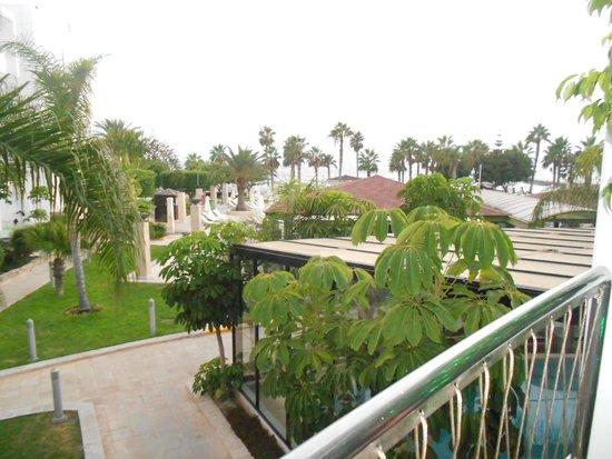 Louis Ledra Beach: View from lobby balcony