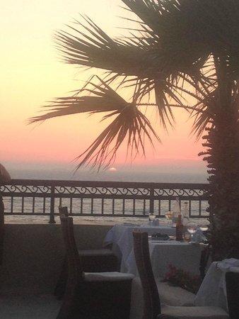 Grecotel Olympia Riviera Thalasso: A l'heure du dîner...