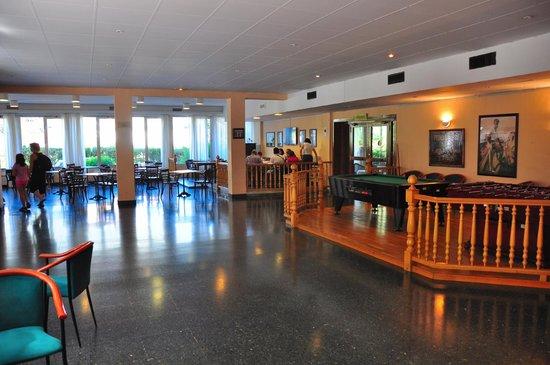 RV Hotel Condes Del Pallars: salon