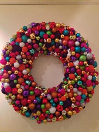 Blockade Runner Beach Resort : Christmas decorations are incredible during the season