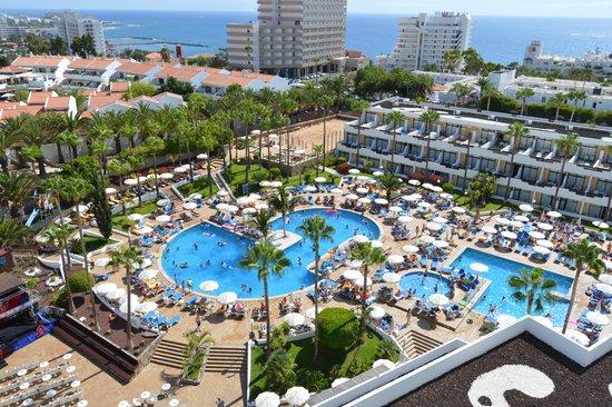 Iberostar Las Dalias : la piscine