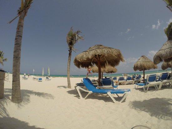 Viva Wyndham Azteca : Playa