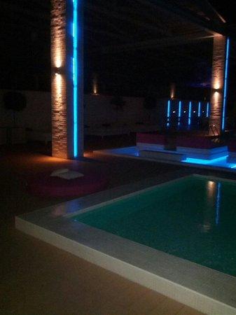 Proteas Blu Resort: Parte della piscina