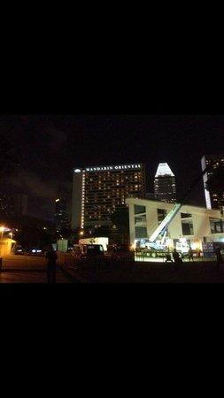 Mandarin Oriental, Singapore: Сам отель