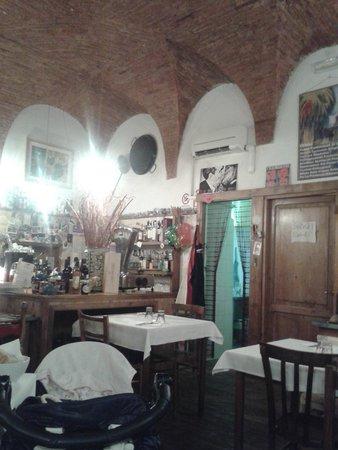Lillero - Osteria & Trattoria : Lillero - Interno