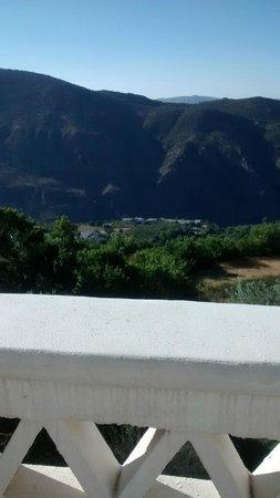 La Oveja Verde de La Alpujarra: Vista desde el apartamento