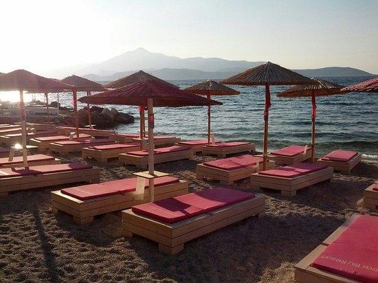 Proteas Blu Resort: Spiaggia hotel