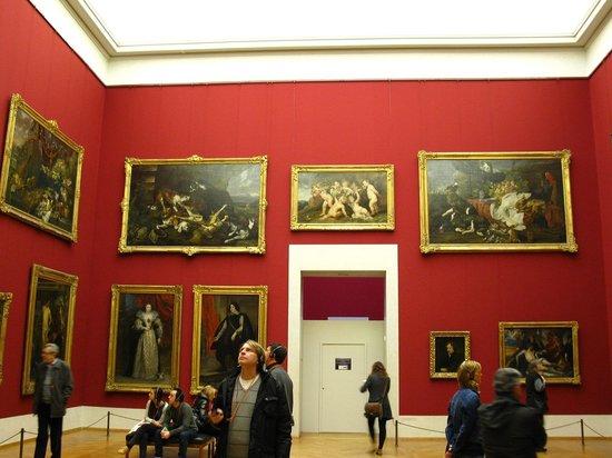 Alte Pinakothek : The Alte Pinakotek, Munich