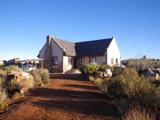 Kagga Kamma Nature Reserve: one of the 3 bedroom Chalet