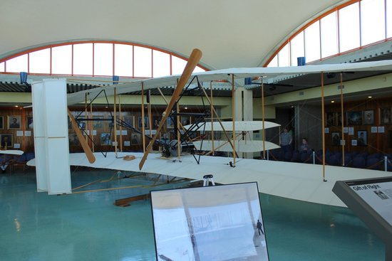 Wright Brothers National Memorial : museum