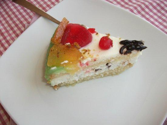 La Taverna dell' Etna: cassatella the best