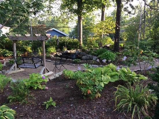 Elizabeth Leigh Inn: Beautiful and relaxing property