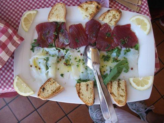 La Taverna dell' Etna: antipasto