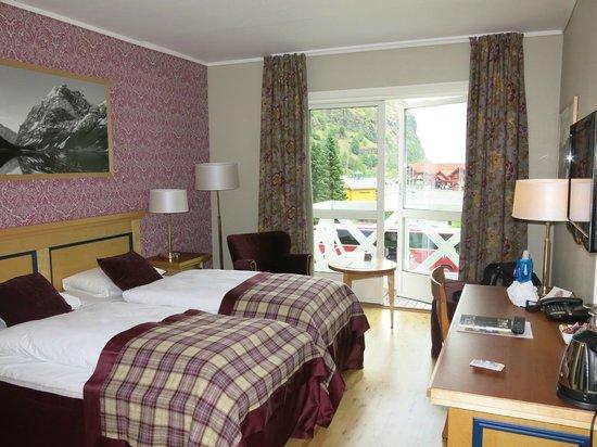 Fretheim Hotel: Room