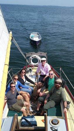 Bufflehead Sailing Charters: Best Sail Ever!