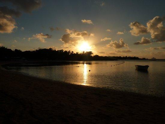 LUX* Grand Gaube : spiaggia
