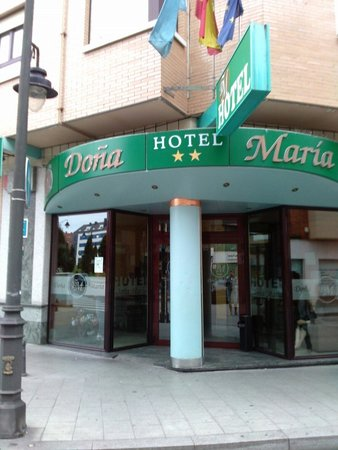 Photo of Hotel Dona Maria Gijón