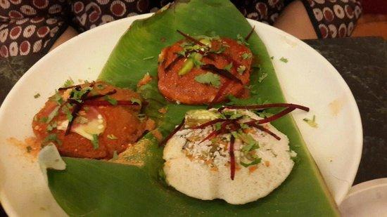 Chidambaram's New Madras Hotel Restaurant