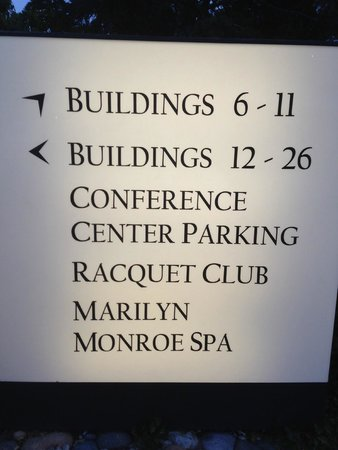 Hyatt Regency Monterey Hotel and Spa on Del Monte Golf Course: Direction