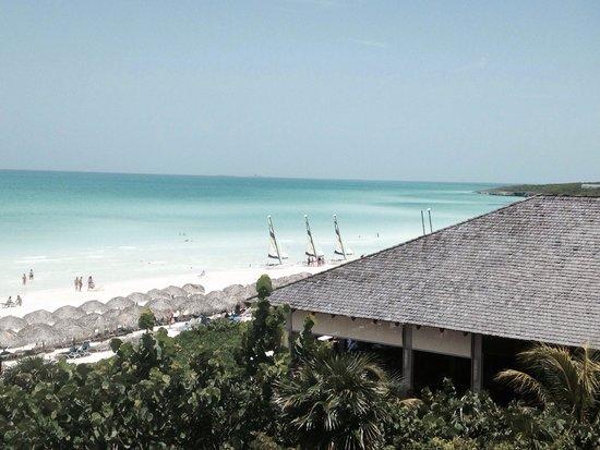 Hotel Cayo Santa Maria : View from block 14 room 1451