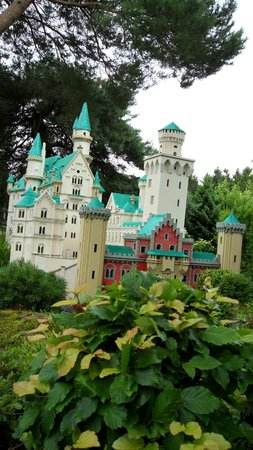 Legoland Billund: Neuschwanstein