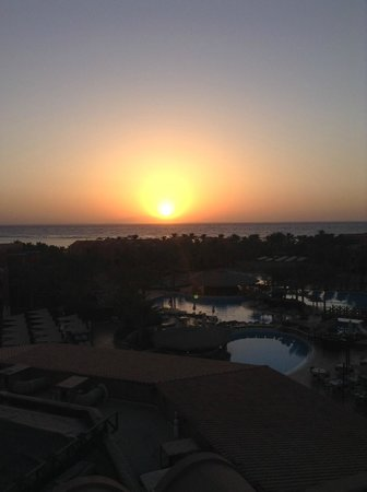 Club Magic Life Sharm el Sheikh Imperial: Sunrise (Ask at reception for time and a breakfast box)