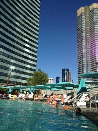 Vdara Hotel & Spa: бассейн
