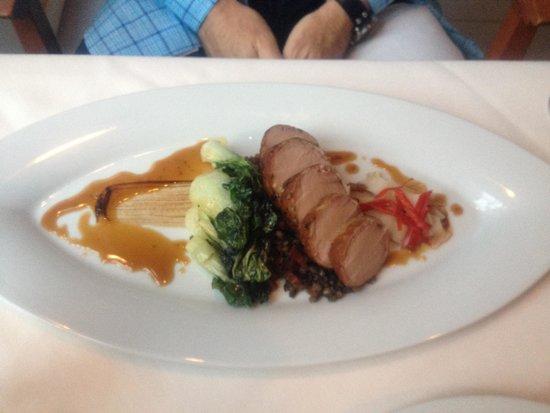 Hob Nob Restaurant : Pork