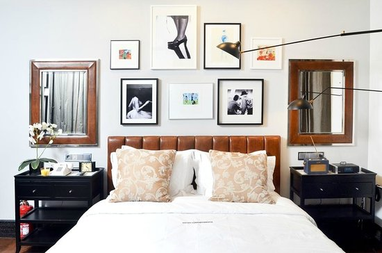 Brown's Boutique Hotel : Small Room