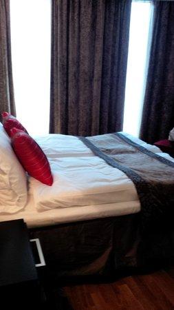 Radisson Blu Elizabete Hotel: Comfy Bedding