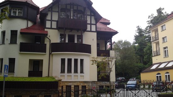 Bukowy Park Hotel Medical SPA: View of the hotel